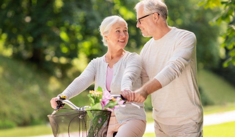 Mejorando la calidad de vida del adulto mayor; Plénitude