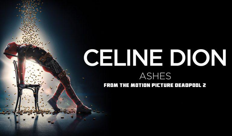 Lo nuevo de Céline Dion junto a Deadpool